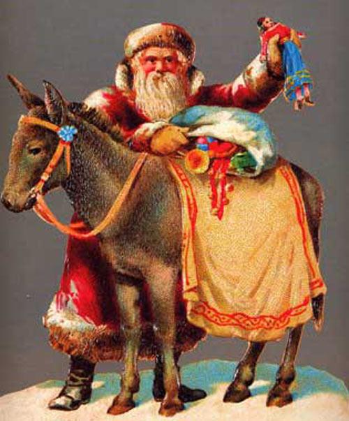 Дед Мороз и его аналоги в разных странах7