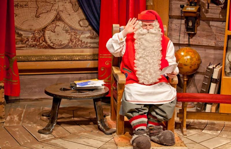 Дед Мороз и его аналоги в разных странах8