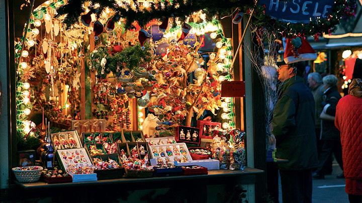Где живет Рождественский дух ярмарочных гуляний Санкт-Петербурга2