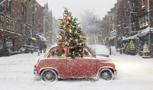 Где живет Рождественский дух ярмарочных гуляний Санкт-Петербурга4