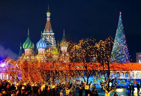 Ярмарочный ТОП Москвы: 7 лучших предложений новогодних гуляний 2017
