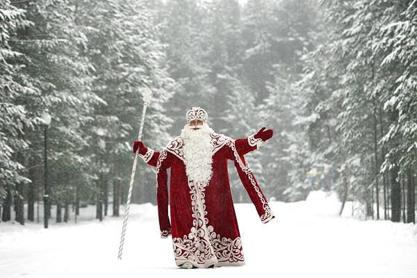 Здравствуй, дедушка Мороз!2