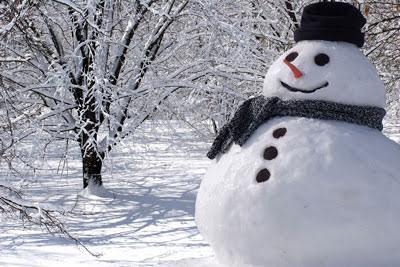 «Непоседа» празднует День рождения снеговика