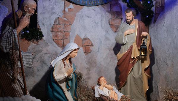 Дух католического Рождества