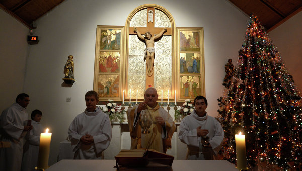 Дух католического Рождества2