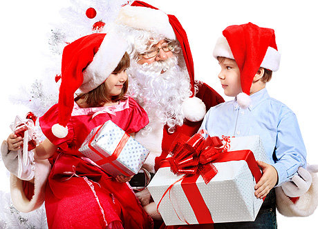 Дух католического Рождества3