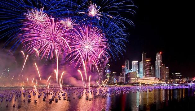 Интересные новогодние обычаи разных стран10