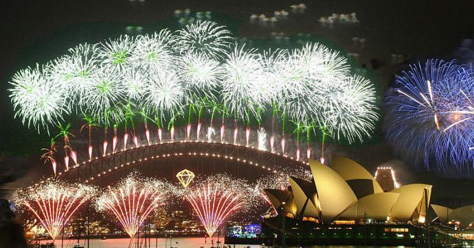 Интересные новогодние обычаи разных стран2