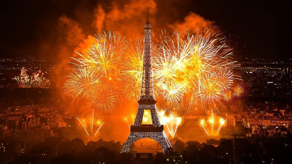 Как встречают Новый год в разных странах7