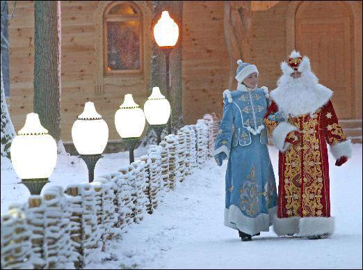 Новый год русская версия2
