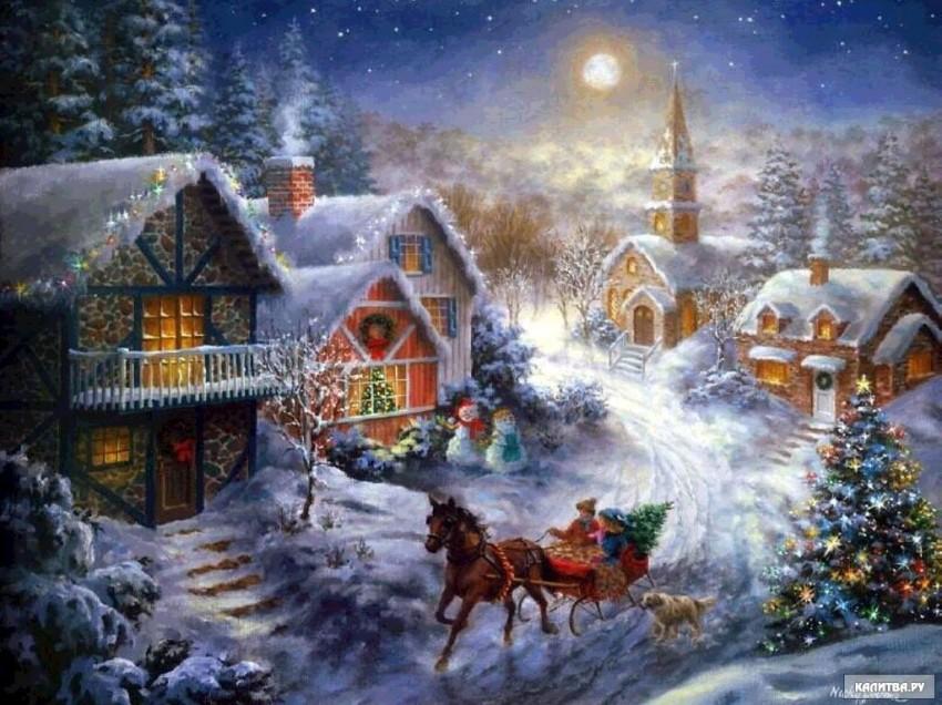 Православное и католическое Рождество: сходство и различие