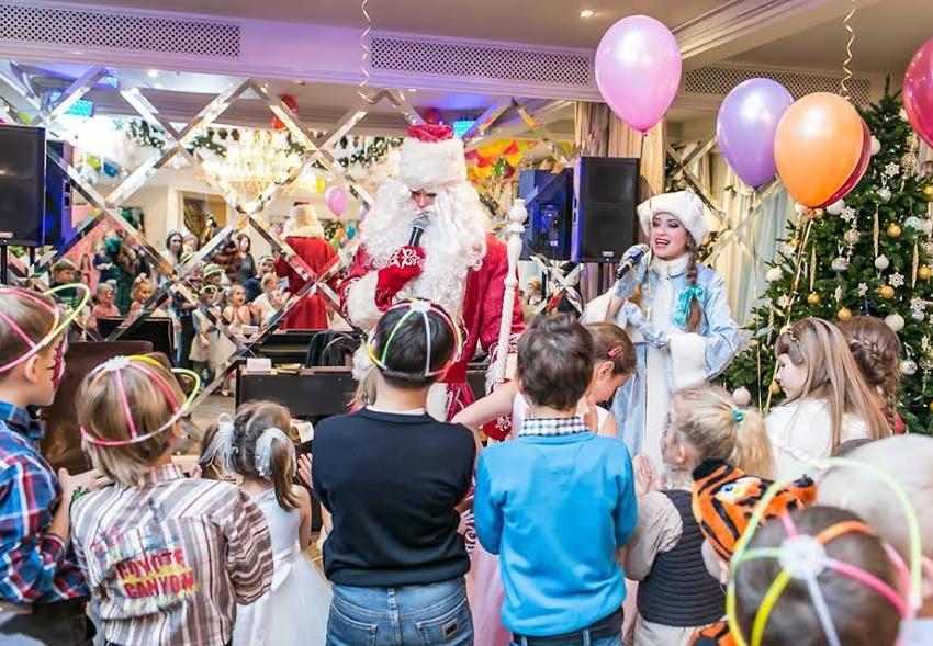Большой новогодний бал в усадьбе «Гусятникоff»