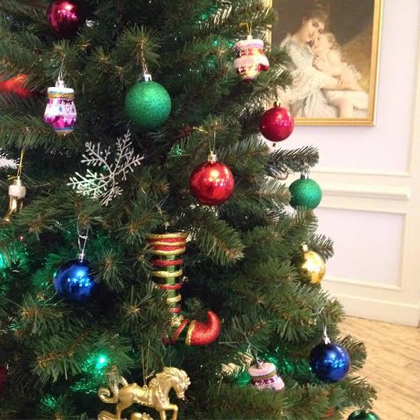 Новогодняя ёлка – в ресторане «Forest»