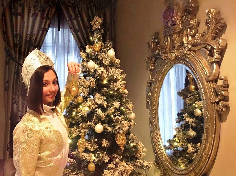 Рождественский вечер – в усадьбе «Гусятникоff»