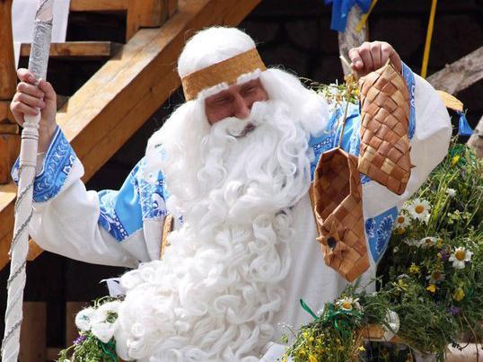 Дед Мороз и его летние каникулы