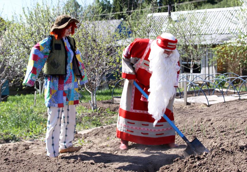 Дед Мороз и его летние каникулы2