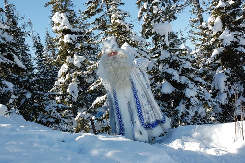 Дед Мороз, ты кто И зачем3
