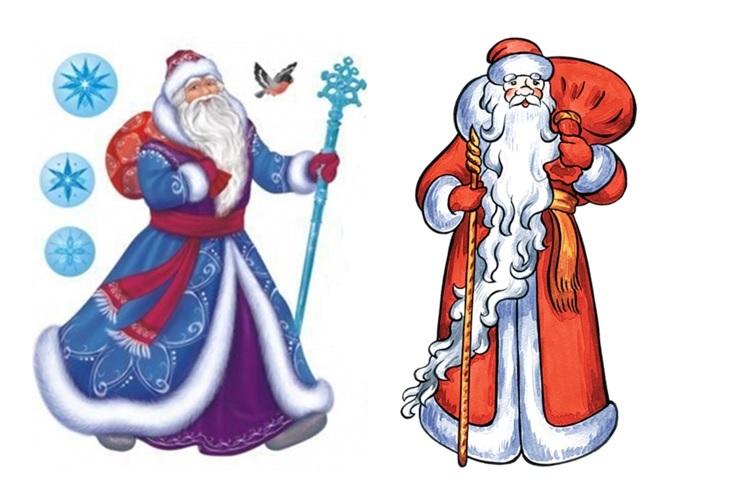 Как выглядит и одевается Дед Мороз3