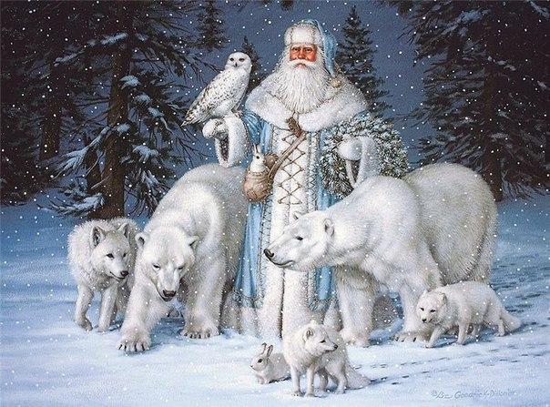 РПЦ за Деда Мороза или против2