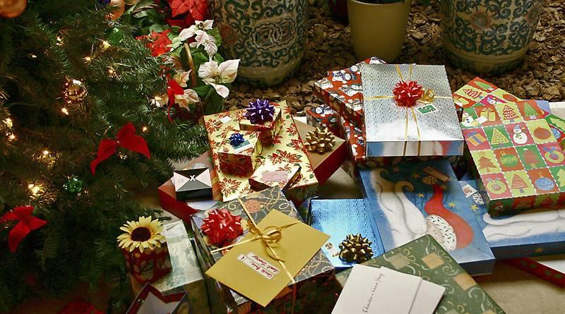 Актуальные подарочные идеи для Нового года-2018