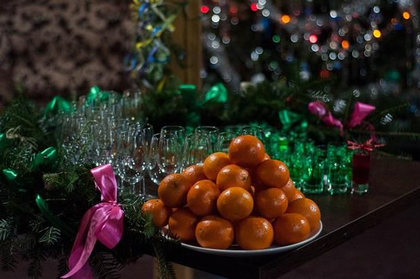 Новогодняя ночь 2018 в ресторане «за» и «против»3