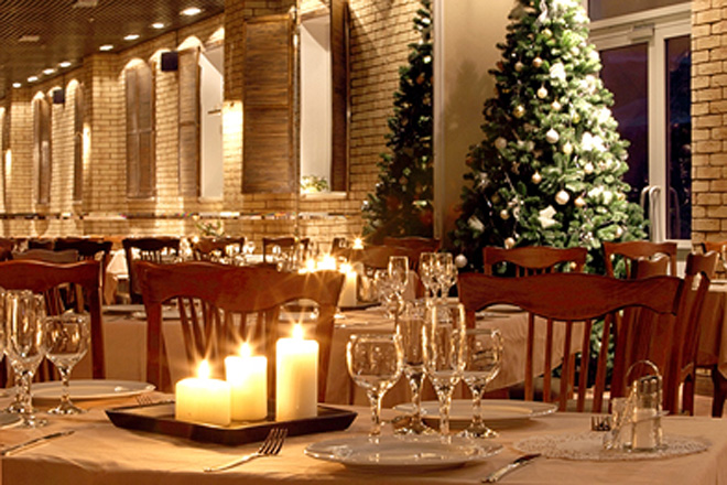 Правила выбора ресторана для новогоднего корпоратива