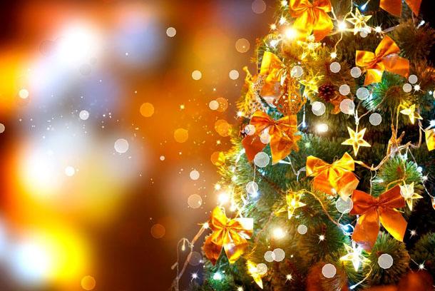 Год Собаки украшаем новогоднюю ёлку правильно2