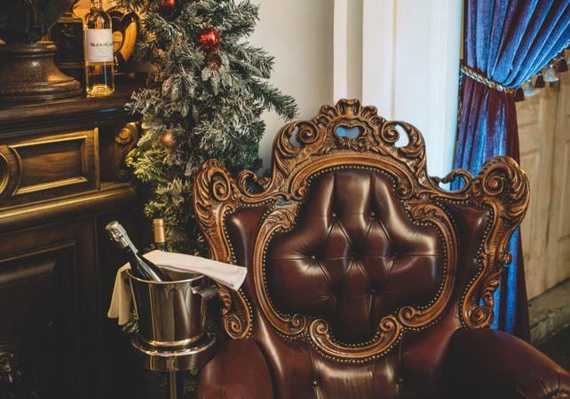 Стиль и атмосферность новогоднего корпоратива в «Штакеншнейдер»