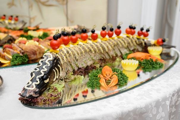 Предложение от ресторана «Гусятникоff» к новогоднему столу!