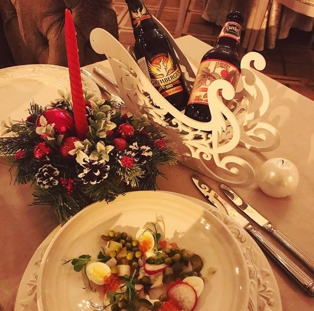 Новогодние праздники с «Beer Family»