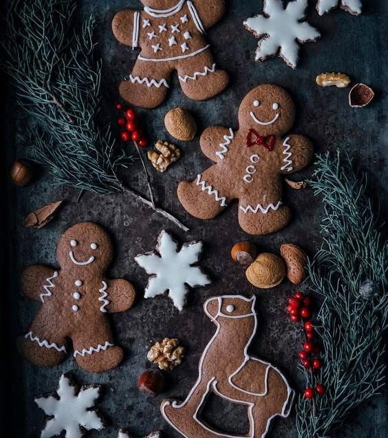 Вкусная новогодняя ярмарка от Ларисы Ивановны