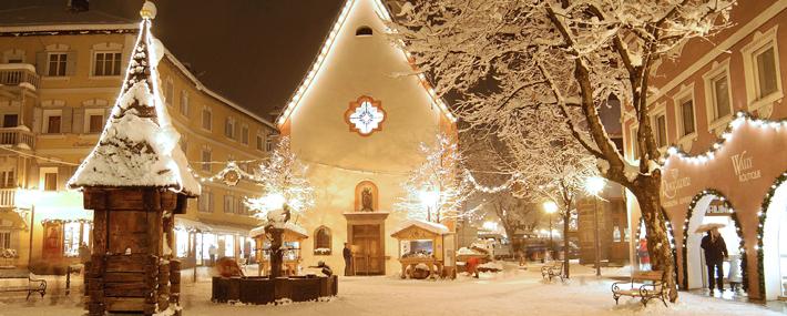 Европейские особенности Рождества