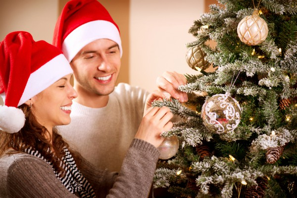 Мужской и женский взгляд на Новый год и все, что с ним связано