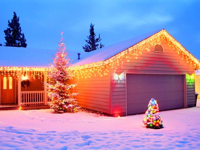 Рождество в Америке2