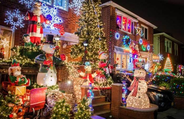 Рождество в Америке3