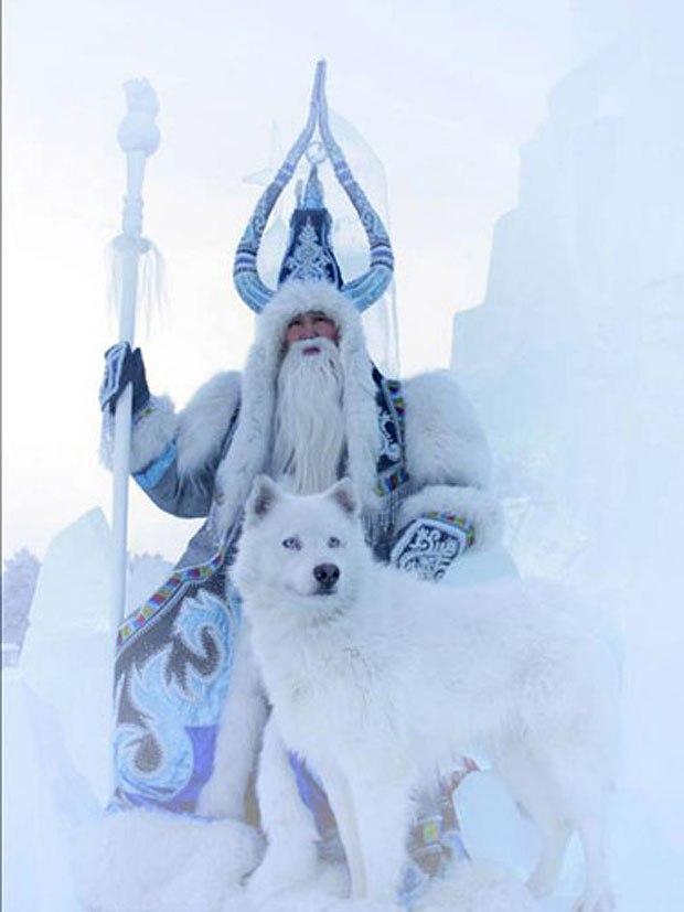 14Якутский Чысхаан – хранитель зимнего холода