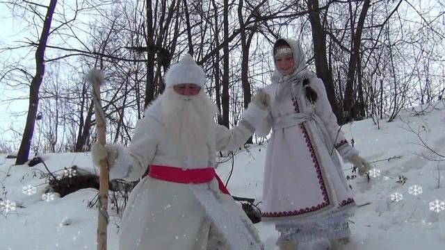 7Марийские Йюшто Кугыза и Лумудыр