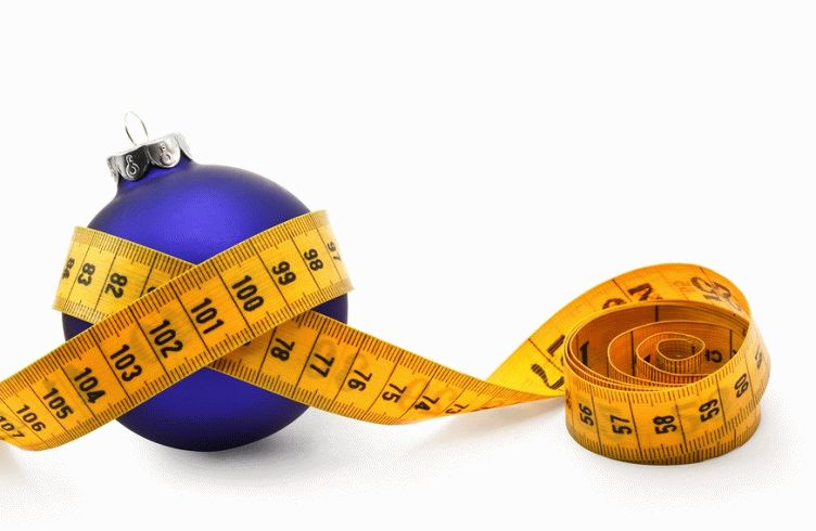 Как похудеть к Новому году 7 основ2