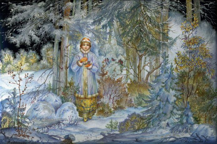 Кто родители Снегурочки мифы и факты3
