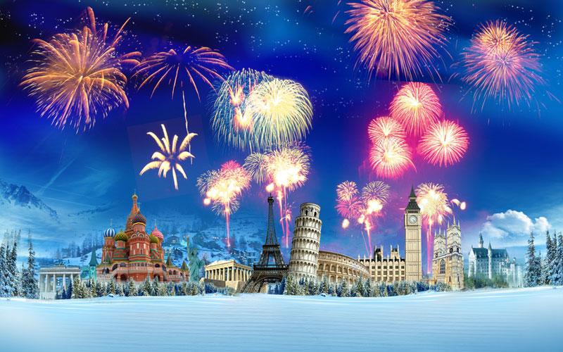 70 любопытных фактов про Новый год