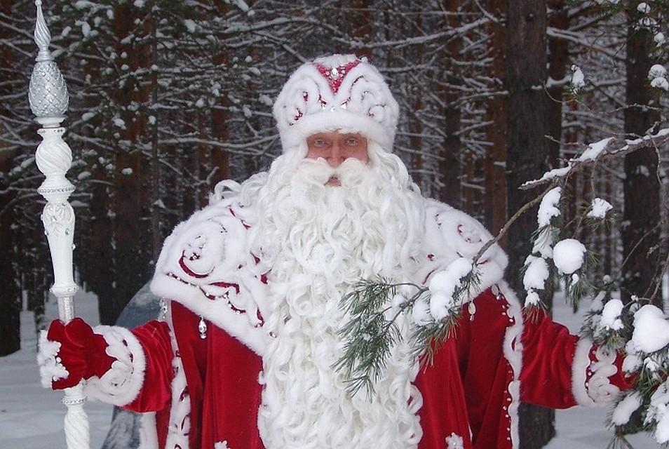 Как Дед Мороз резиденцией в Великом Устюге и Московской усадьбой обзавёлся  - Где встретить новый год!?