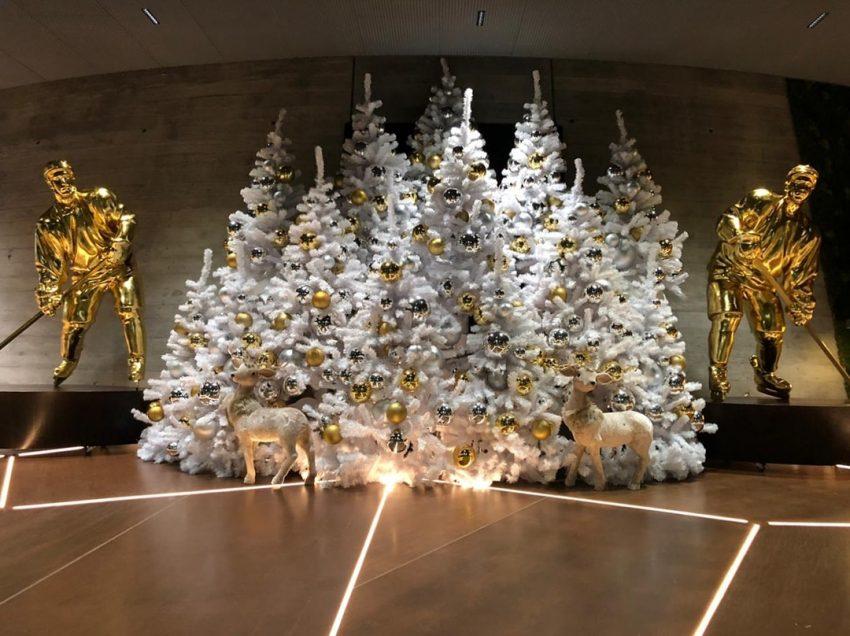 Матрёшка в Сколково к Новому году готова!
