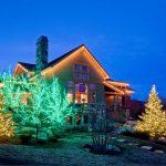 Загородный дом – свежее решение для новогоднего корпоратива