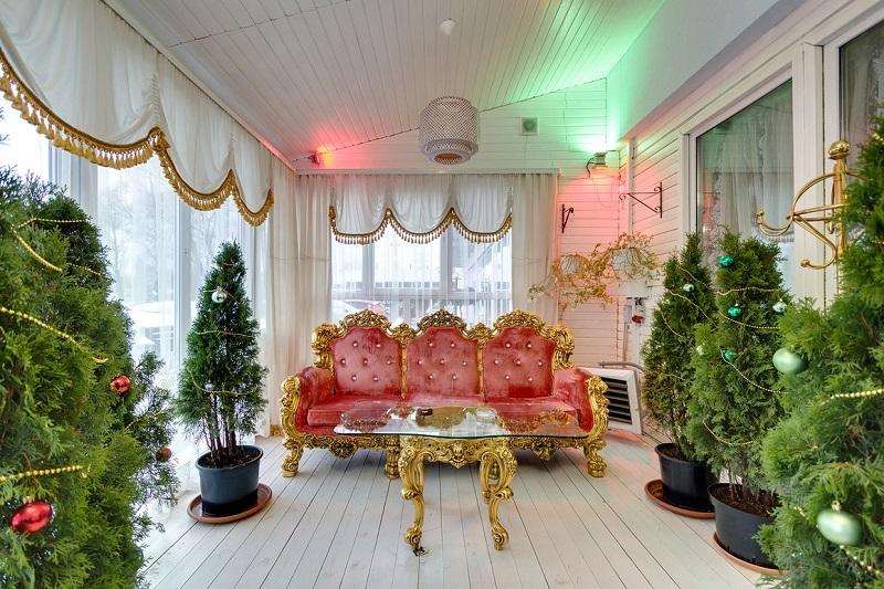 Идеальный Новогодний корпоратив в Vnukovo Village Guest House & Spa 4*!