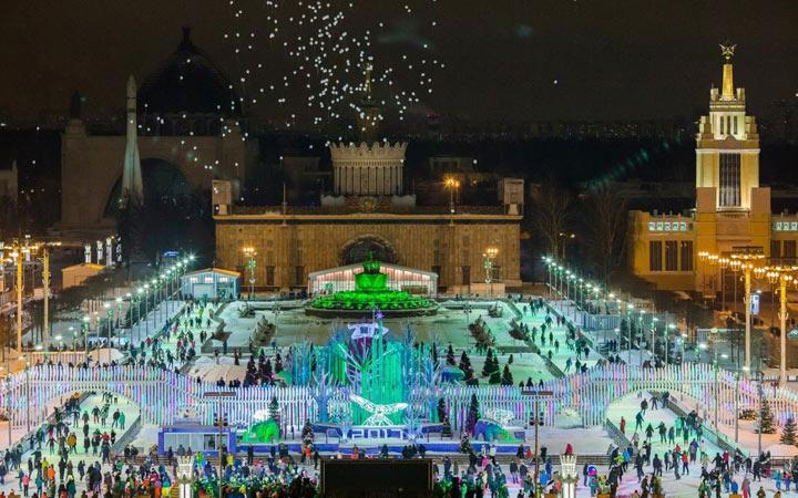 Как и когда украсят Москву к Новому году-2021?