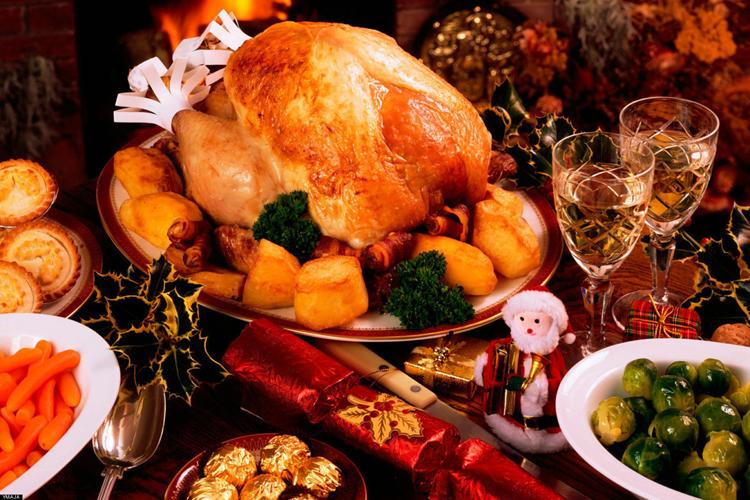 Курица в винно-чесночном соусе на Новый год