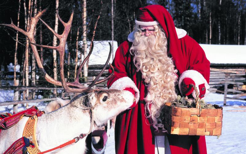 Йоулупукки — финский Дед Мороз