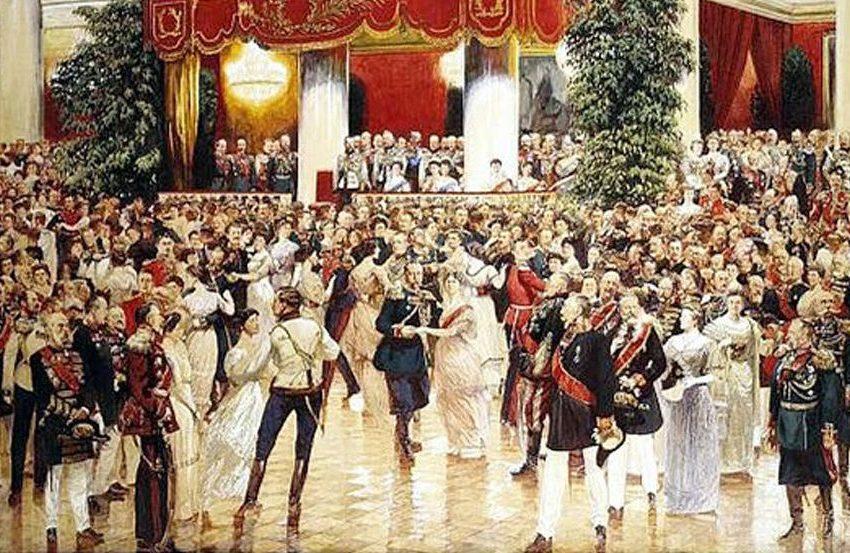 Рождественские праздники российских императоров