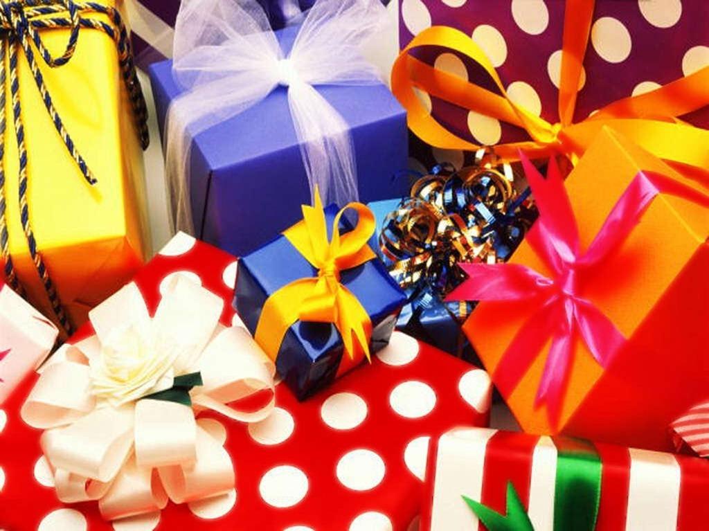 Подарок на день рожденья мероприятие 191