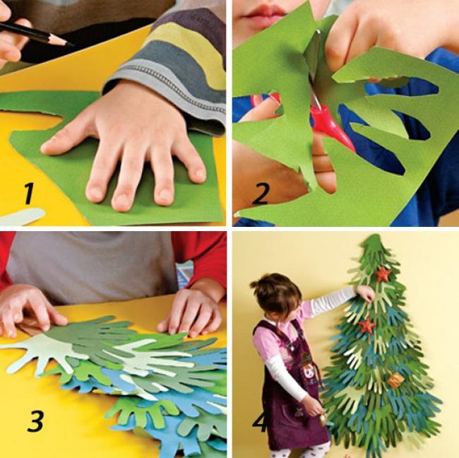 Поделки своими руками вместе с ребенком 5 лет